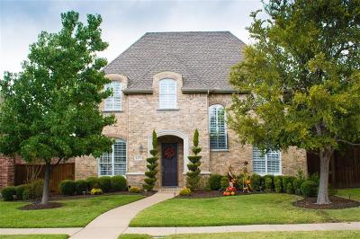 Frisco Single Family Home Active Option Contract: 4579 Chandler Drive