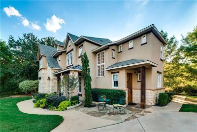 Grapevine Single Family Home For Sale: 1326 W Wall Street