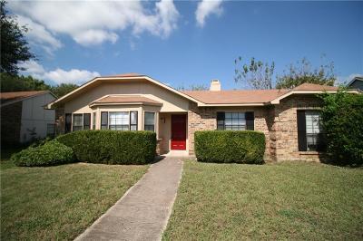 Cedar Hill Single Family Home Active Option Contract