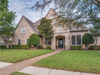 Colleyville Single Family Home For Sale: 7003 Shepherds Glen