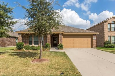 Melissa Single Family Home Active Option Contract