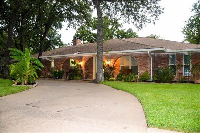 Irving Single Family Home Active Option Contract: 1704 Oak Meadow Drive