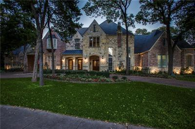 Southlake Single Family Home For Sale: 1005 Turnberry Lane