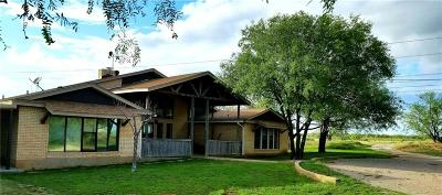 Abilene Single Family Home For Sale: 20015 County Road 341