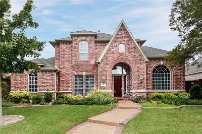 Plano Single Family Home Active Option Contract: 5609 Malone Drive