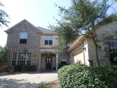 Flower Mound Single Family Home For Sale: 2613 Princeton Drive