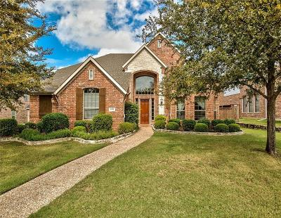 Carrollton Single Family Home For Sale: 2641 Creekway Drive
