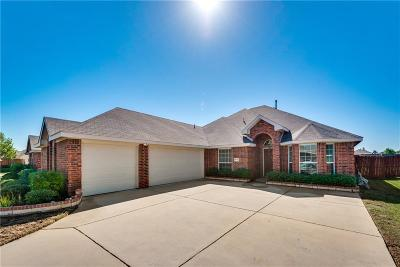 Rowlett Single Family Home For Sale: 3710 Dunhill Place