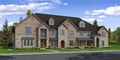Arlington Townhouse For Sale: 4228 Cascade Sky Drive