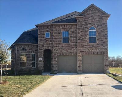 Grand Prairie Single Family Home For Sale: 321 Valentino Way