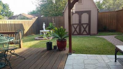 Allen Single Family Home For Sale: 532 White Oak Street