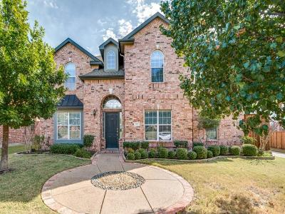 Lewisville Single Family Home For Sale: 841 Winchester Drive