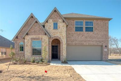 Aubrey Single Family Home For Sale: 2109 Arrow Head Lane