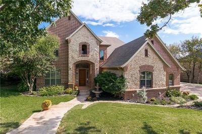 Keller Single Family Home For Sale: 613 Promontory Drive