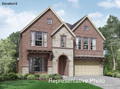 Little Elm Single Family Home For Sale: 2633 Shadow Glen