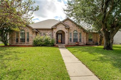 Allen Single Family Home For Sale: 706 Sycamore Creek Road