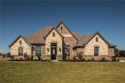 Aledo Single Family Home For Sale: 101 Parc Oaks Drive
