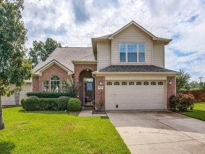 Flower Mound Single Family Home For Sale: 2700 Silver Maple Court