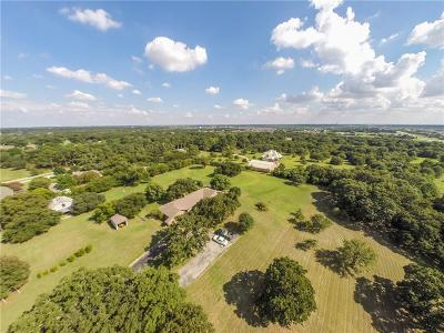 Keller Single Family Home For Sale: 156 Mount Gilead Road