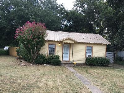 Eastland County Single Family Home For Sale: 309 S Main Street
