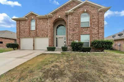 Fort Worth Single Family Home For Sale: 2504 Gobi Drive