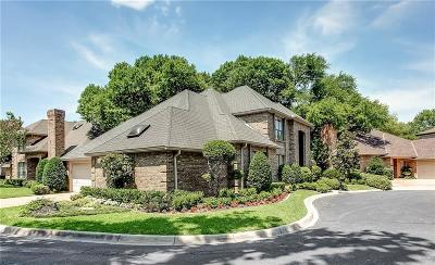 Overton Park Add, Overton Woods Add, Tanglewood Single Family Home For Sale: 4712 Shady Ridge Court