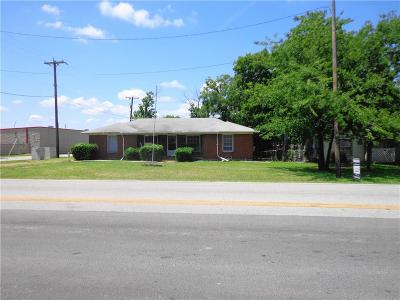 Mesquite Single Family Home For Sale: 2203 Franklin Drive