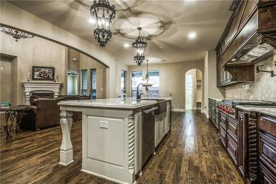 Frisco Single Family Home Active Option Contract: 3894 Briar Tree Lane