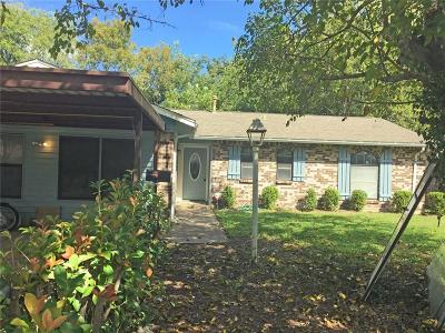Blue Mound Single Family Home For Sale: 1617 Continental Drive