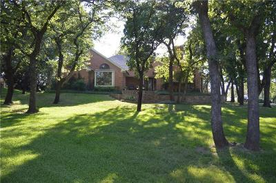 Flower Mound Single Family Home For Sale: 6605 Oakview Drive