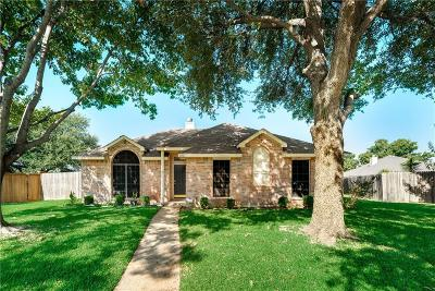 Rowlett Single Family Home For Sale: 8205 Quail Court