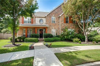 Rockwall Single Family Home For Sale: 1740 Wind Hill Road
