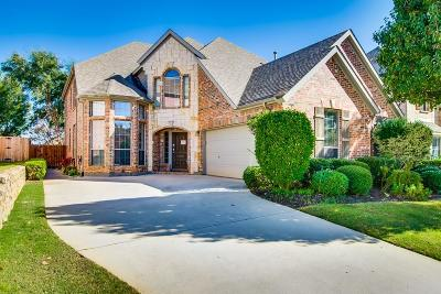 Flower Mound Single Family Home For Sale: 3624 Timothy Drive