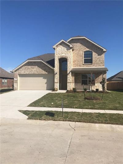 Waxahachie Single Family Home For Sale: 117 Morningstar Lane