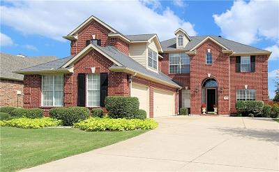 Flower Mound Single Family Home For Sale: 5100 Ironwood Court