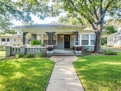 Single Family Home Active Option Contract: 1913 Ben Hall Court