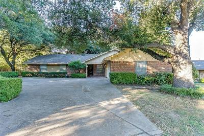 Fort Worth Single Family Home For Sale: 6605 Ems Court
