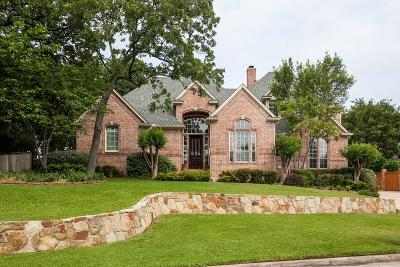 Southlake Single Family Home For Sale: 1500 Coryell Court