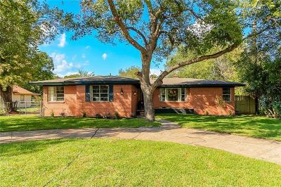 River Oaks Single Family Home Active Option Contract: 5404 Meandering Road