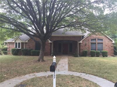 Lewisville Single Family Home For Sale: 457 Frankie Lane