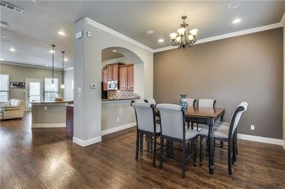Irving Townhouse For Sale: 6422 Love Drive