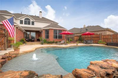 Rockwall Single Family Home For Sale: 1470 White Sand Drive