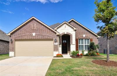 Mckinney Single Family Home Active Contingent: 3724 Sweetbriar Drive