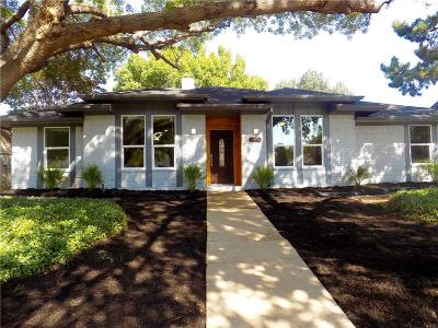 Lewisville Single Family Home For Sale: 1915 Maxwell Drive