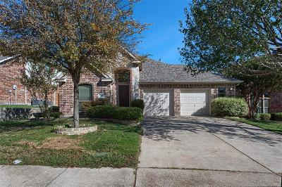 Mckinney Single Family Home Active Option Contract: 3520 Lindale Drive