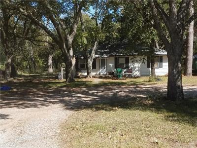 Aubrey Single Family Home For Sale: 10213 Liberty Road