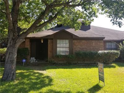 Dallas Half Duplex For Sale: 10312 Ridge Oak Street