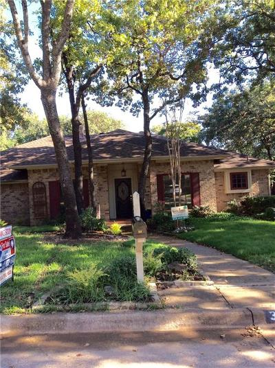 Trophy Club Single Family Home Active Option Contract: 337 Invernes Drive