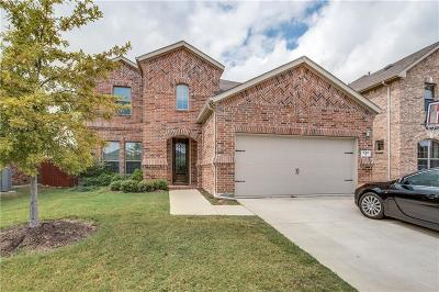 Little Elm Single Family Home For Sale: 816 Green Coral Drive