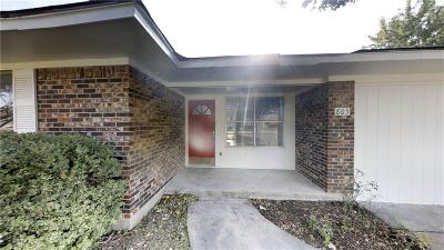 Cedar Hill Residential Lease For Lease: 805 Green Pastures Drive